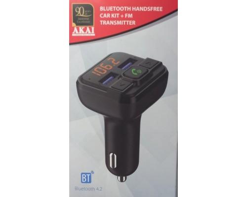 FM трансмиттер Akai FMT-20BT