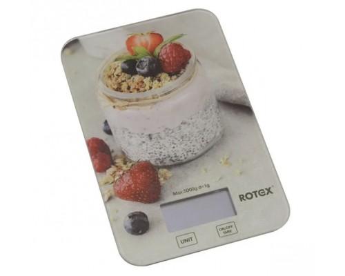 Весы кух.элек Rotex-RSK14-P Yogurt