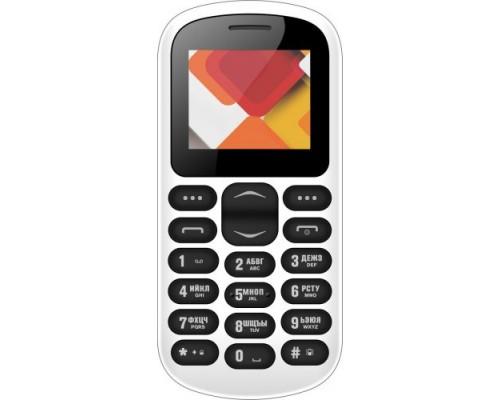 Мобiльний телефон Nomi i187 White
