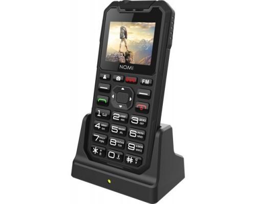 Мобiльний телефон Nomi i2000 X-Treme Black