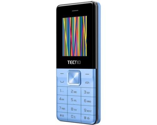 Мобильный телефон Tecno T301 DS light blue (4895180743344)